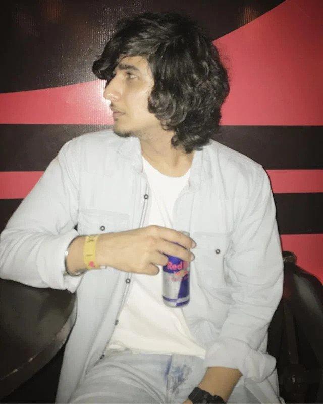 Bhavin bhanushali drinking Alcohol