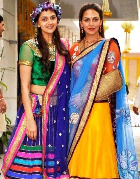 Dharmendra Daughters Esha Deol and Ahana Deol