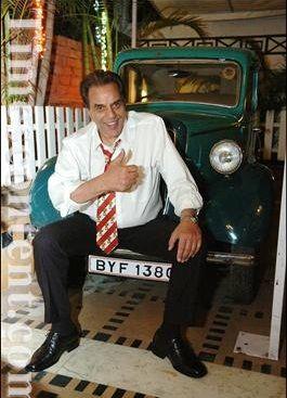 Dharmendra Vintage Car