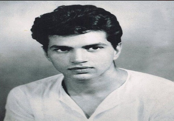 Dharmendra's Early Days Picture