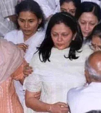 Harshad Mehta wife