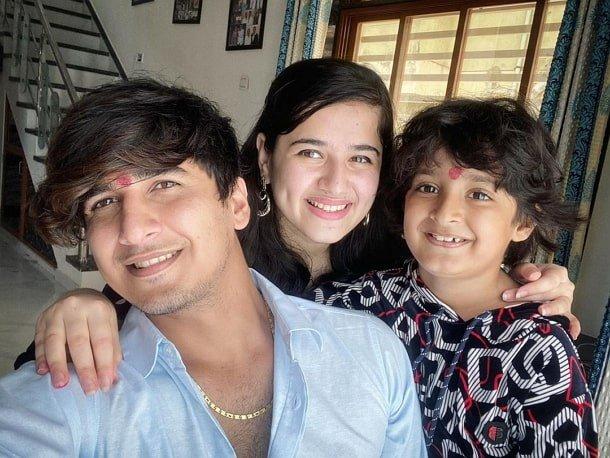 bhavin bhanushali sister