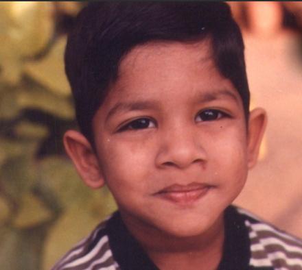 Allu Arjun Childhood Picture