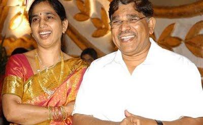 Allu Arjuns parents