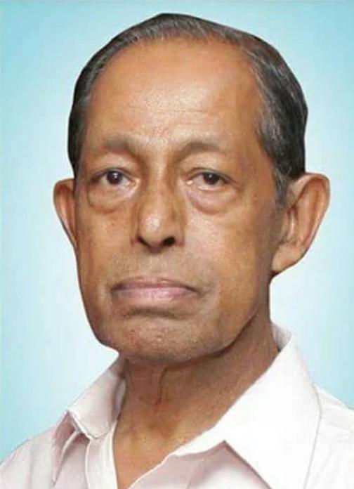 Boby Chemmanur father