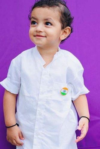 Lasya Manjunath Son