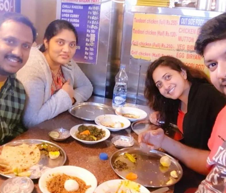 Lasya Manjunath follows Non-vegetarian Diet