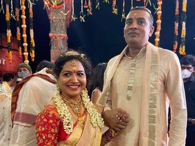 Ram Veerapaneni Wife