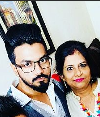 Rocky Jaiswal Mother