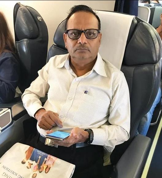 Rahul Vaidya Father