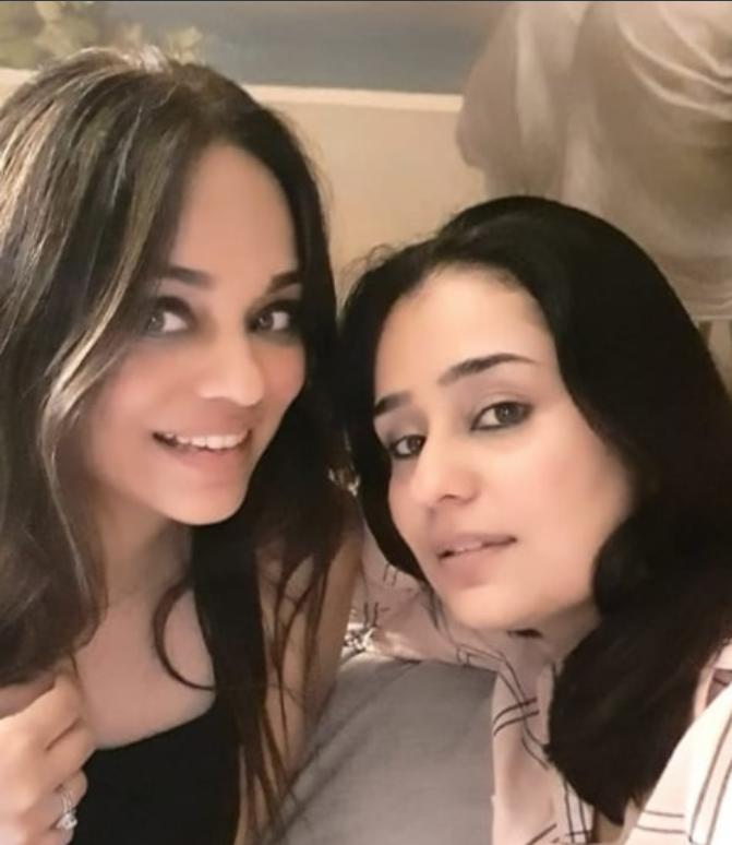 Ripci Bhatia Sister