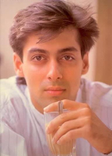Salman Khan Early days