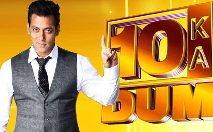 Salman Khan show 10 Ka Dum (2008)