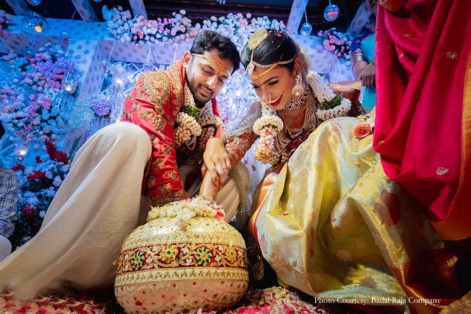 shalini kandukuri Marriage Pics